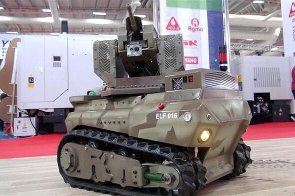 Oyuncak değil mini tank
