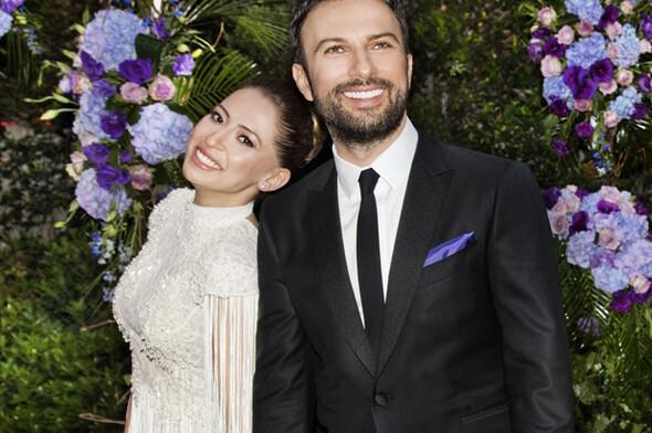 Tarkan ve Pınar Dilek'in nikah töreninden özel fotoğraflar