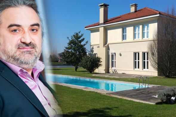 Volkan Konak 5 milyon TL'ye villa aldı