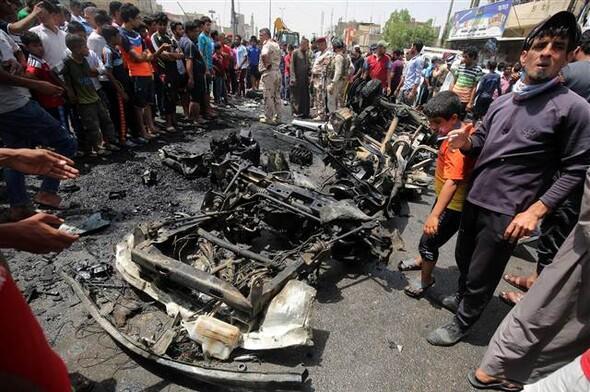 Korkunç saldırıyı IŞİD üstlendi