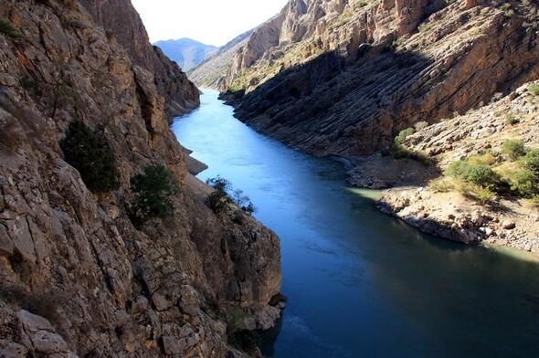 Türkiye'nin en güzel 10 kanyonu