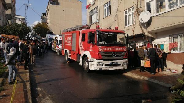Son dakika... Başakşehir'de yangın faciası: Bir bebek ile 16 yaşındaki ablası öldü