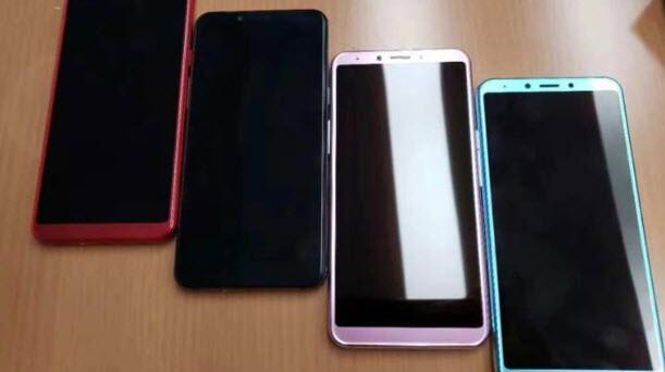 Samsung'un yeni telefonu Galaxy A6S yolda
