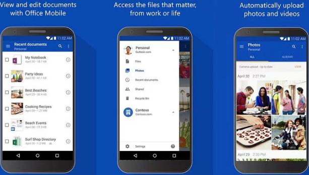 Android için One Drive'a güncelleme: Yeni neler var?