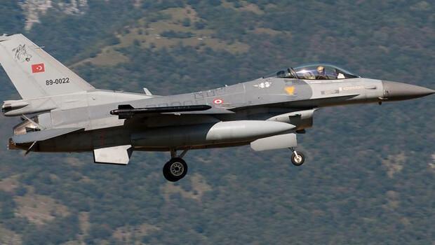 Türk savaş uçakları bombaladı