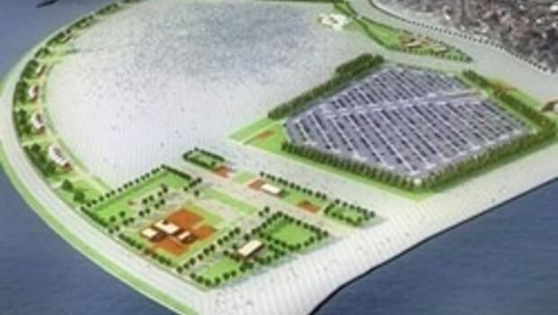 Yenikapı'ya miting alanı
