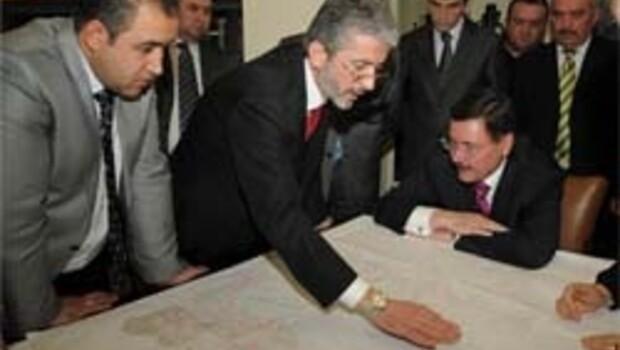 Ankaraya ikinci çevre yolu projesi