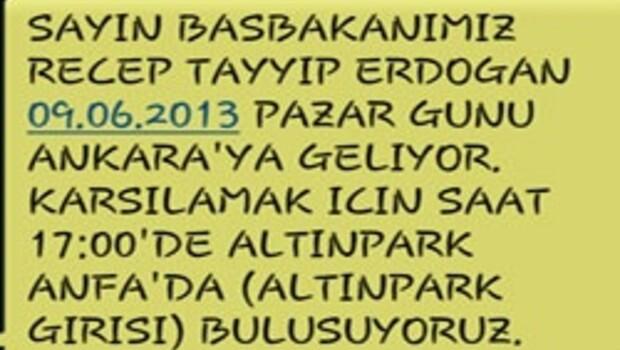 Ankarada Erdoğan'a büyük karşılama hazırlığı