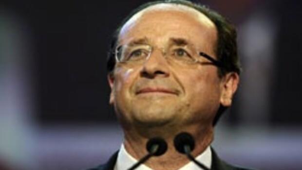 Fransa'nın yeni cumhurbaşkanı Hollande