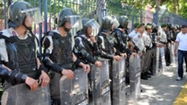 Başbakanlık binasını korumak için askerlerden destek istendi