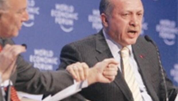 'One minute' oturumu Davos'a internette arama rekoru kırdırdı