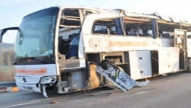 Uşak'ta feci kaza: 7 ölü