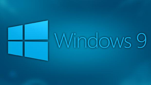 Windows 8e veda Windows 9a merhaba