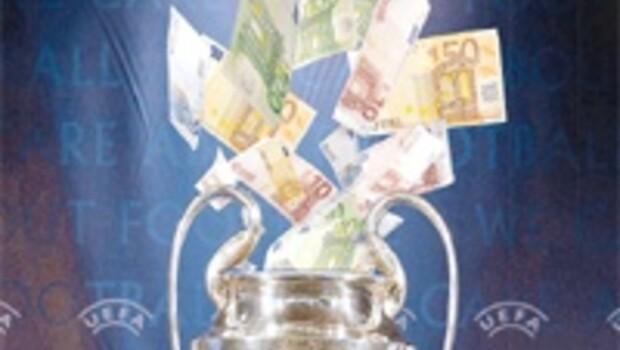 'Kupa'lardan para akıyor Türkiye şampiyonuna 6.5 milyon TL görünüyor