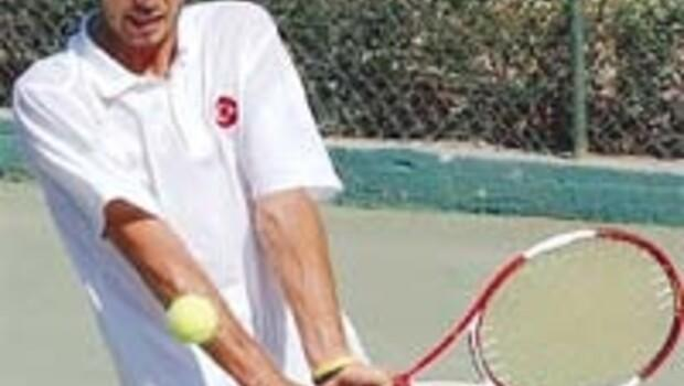 Marsel İlhan Wimbledon'da
