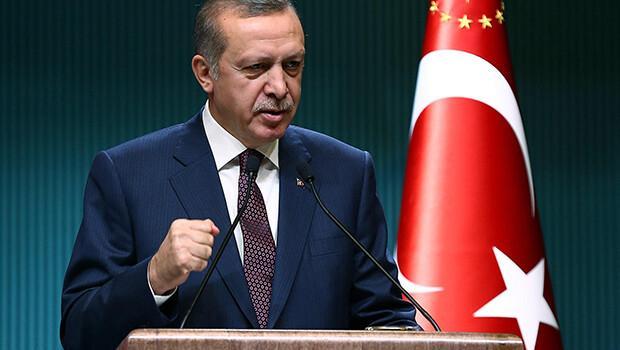 Erdoğan: Uyum için başkanlık sistemi şart