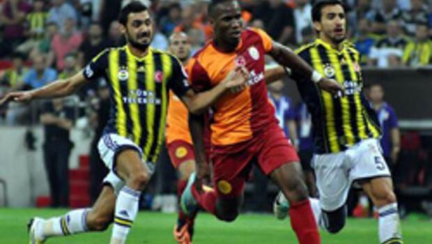 Galatasaray 1-0 Fenerbahçe