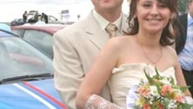 Böyle düğün konvoyu görmediniz