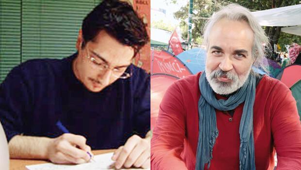 2 karikatüriste 11'er ay hapis