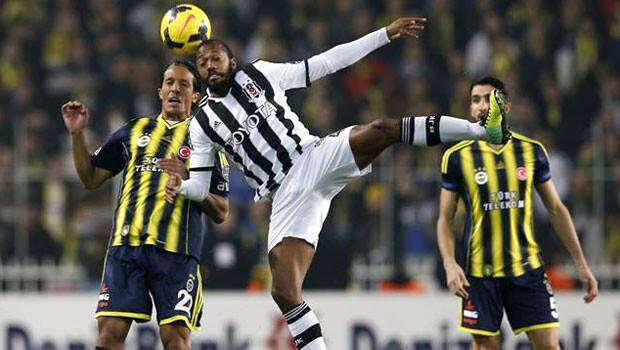 Fenerbahçe 3-3 Beşiktaş