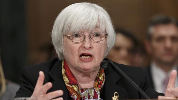 Yellen'dan 'temkinli faiz artırımı' açıklaması