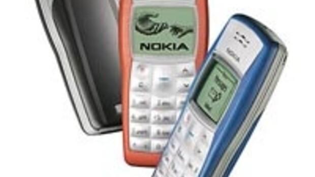 Nokia 1100 değere bindi