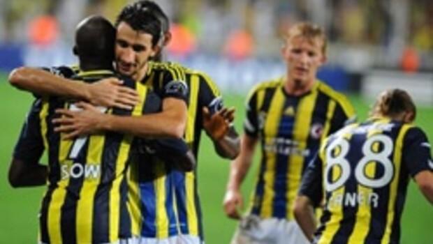 Fenerbahçe 3-0 Gaziantepspor