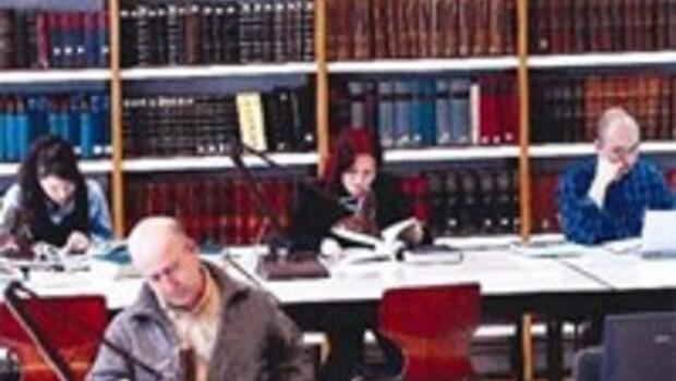 Türkiye'nin en iyi 10 kütüphanesi