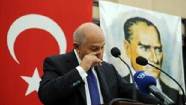 Fenerbahçe Divan Kurulu'nda herkes ağladı