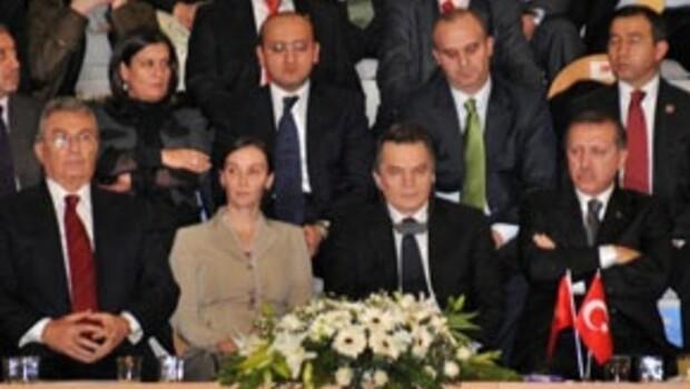 Başbakan Erdoğan Şeb-İ Arus töreninde