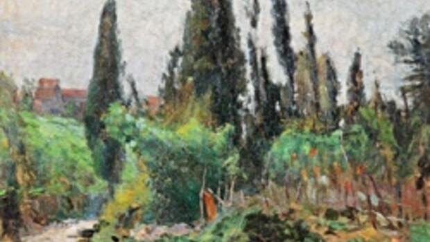 Müzelik tablolar ve Osmanlı eserleri müzayedeye çıkıyor…