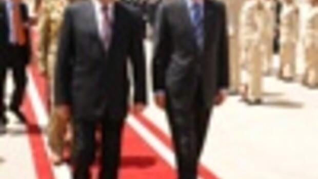 Turkish and Iraqi prime ministers call for stronger ties in