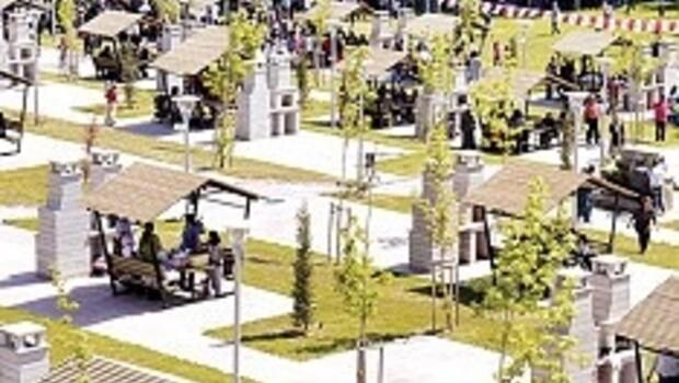 Yenimahalle'ye yeni piknik alanı
