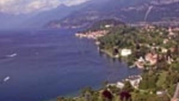 İtalya'nın İsviçre sınırında bir cennet: Como Gölü