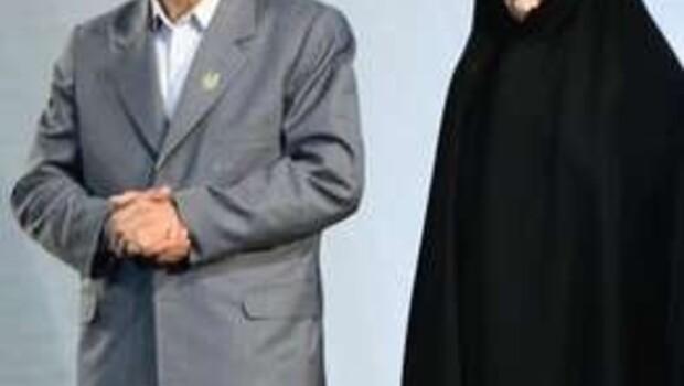 İşte İran'ın first lady'si