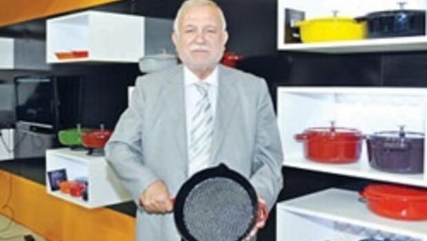 Fabrikasını yabancıya sattı 70 yaşında yenisini kurdu