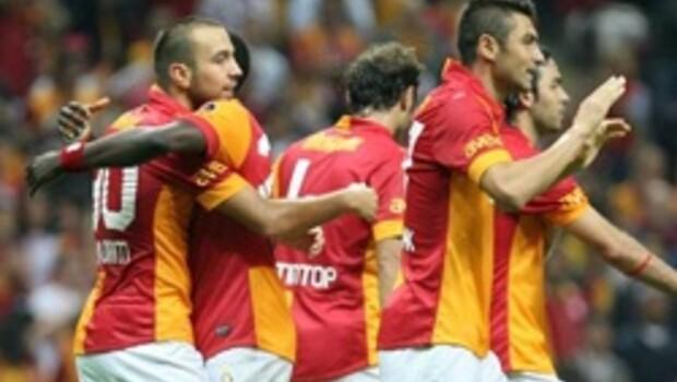 Galatasaray, Avrupa'nın en golcü ikinci lideri