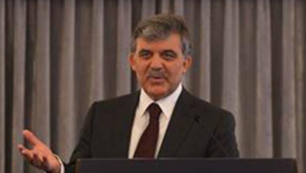Gül: Gezi olaylarının başlangıcı ile gurur duyarım