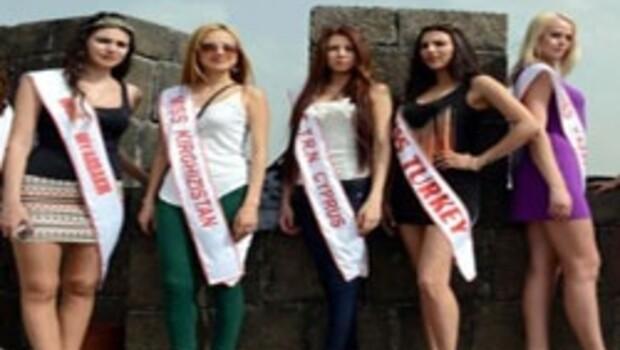 Diyarbakır'daki güzellik yarışması iptal