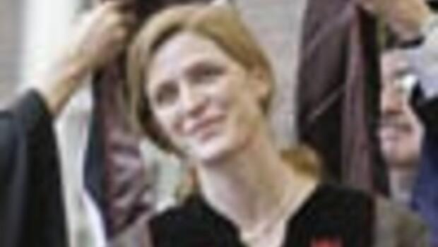 Samantha Power gets a top White House job, backs Armenian claims