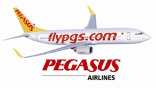Pegasus'tan Çeşme'ye, Kuşadası'na servis
