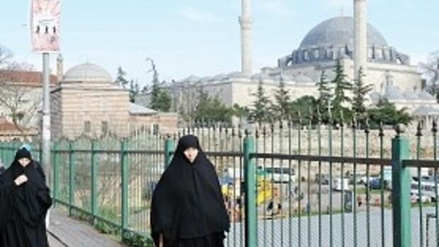 İstanbul'daki küçük Kudüs: Çarşamba