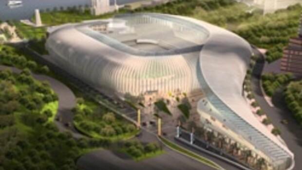 İnönü Stadı projesi açıklandı