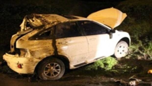 Ümraniye'de TIR kazası: 1 ölü