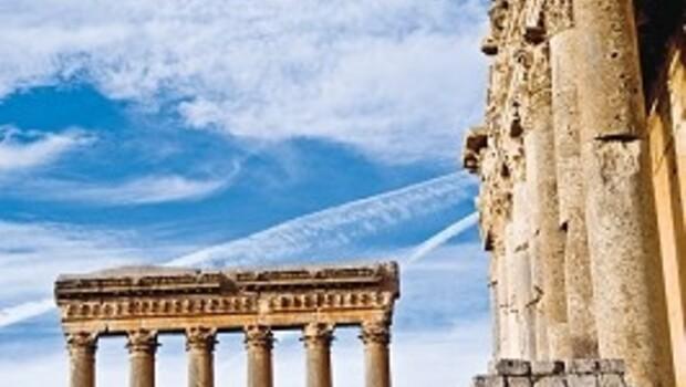 Zamanın izinde Beyrut'tan Baalbek'e