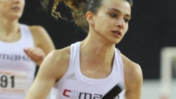 Pınar Saka tarihe geçti