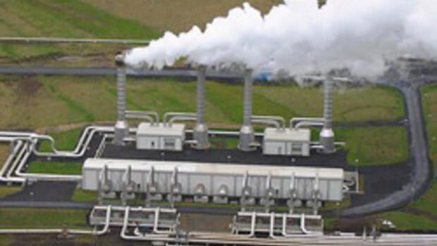 Türkiyenin en büyük jeotermal santrali devreye giriyor