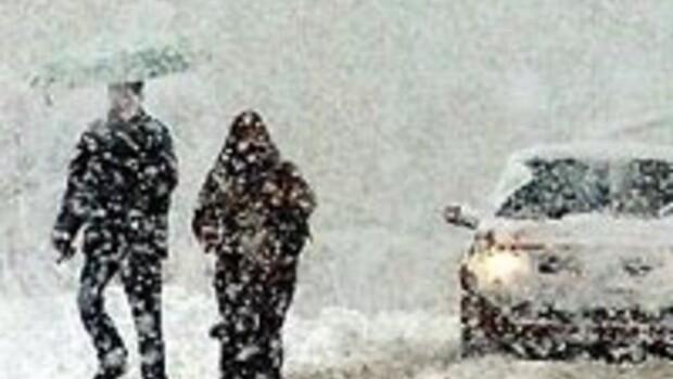 İstanbul'a Çarşamba günü kar yağacak