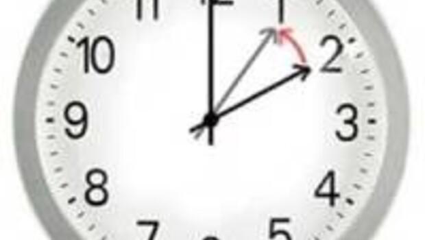 Saatler geri alınacak
