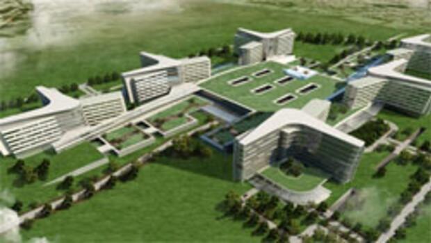 Ankara'ya 2 yeni şehir hastanesi